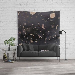 Society 6 Starry Constellation Tapestry
